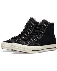 36a2228ef49f29 Lyst - Converse Chuck Taylor Side Zip Hi Casual Shoes Size 6 in ...
