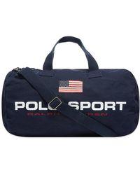 Polo Ralph Lauren Polo Ralph Lauren Duffel Bag - Blue