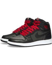 Nike Air Jordan 1 Retro High Og Gs - Red