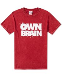 A.Four Labs - Own Brain By Tie Dye Tee - Lyst