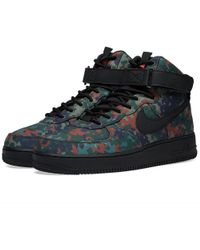 Nike - Air Force 1 High '07 Lv8 'camo Pack' Germany - Lyst