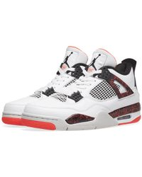 Nike Air Jordan 4 Retro - White