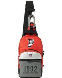 41df579643f7 Polo Ralph Lauren - Medium Stadium Cross-body Nylon Bag - Lyst