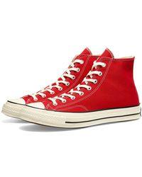 Converse Chuck Taylor 1970s Hi - Red