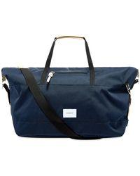 Sandqvist Milton Weekend Bag - Blue