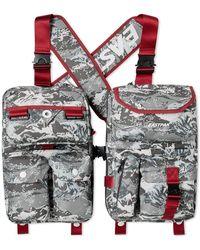 Eastpak X White Mountaineering Vest Bag - Gray