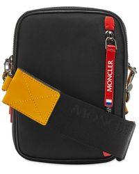 Moncler Detour Nylon Crossbody Bag - Black