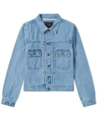 Saturdays NYC - Ray Denim Jacket - Lyst