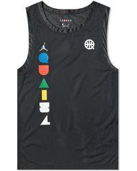 Nike Air Jordan Q54 Vest - Black