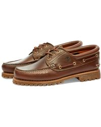 Timberland Authentic 3 Eye Classic - Brown