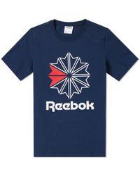 Reebok - Classics Graphic Tee - Lyst
