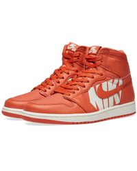 89555f5bd1ceee Lyst - Nike Air Jordan Retro 1 - Men s Air Jordan Retro 1 Sneakers