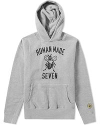 Human Made - X Studio Seven Hooded Sweat - Lyst