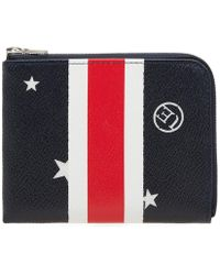 Uniform Experiment - Star Stripe Small Wallet - Lyst