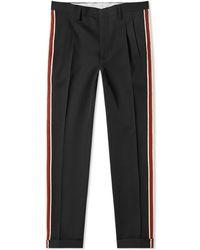 CALVIN KLEIN 205W39NYC Side Stripe Pant - Black