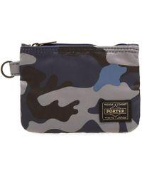 Head Porter - Jungle Camo Zip Wallet - Lyst