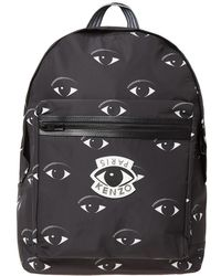 KENZO - Sac A Dos Eyes' Backpack Travel Bag - Lyst