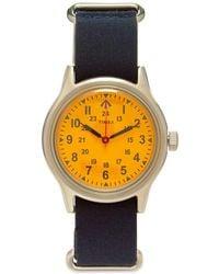 Timex X Nigel Cabourn - Survival Watch - Yellow