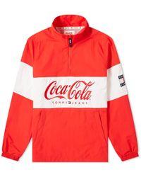 Tommy Hilfiger - X Coca-cola Popover Jacket - Lyst