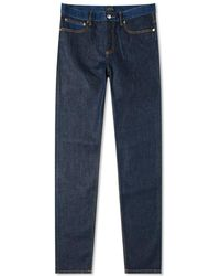 A.P.C. Petit Standard Jean - Blue