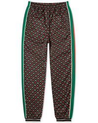 Gucci GG Contrast Track Pant - Black