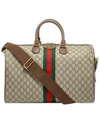 Gucci Ophidia GG Duffel Bag - Multicolour