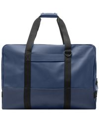 Rains Luggage Bag - Blue