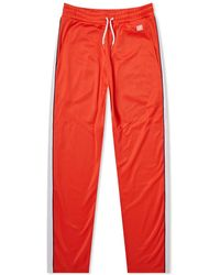 AMI Taped Track Pant - Red