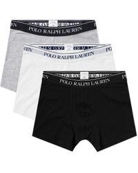 Polo Ralph Lauren - Cotton Trunk - 3 Pack - Lyst