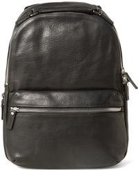 Shinola Men's Runwell Leather Backpack - Black