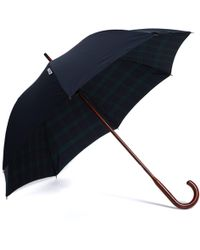 London Undercover Classic Double Layer Umbrella - Blue