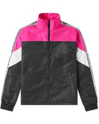 03ba110a714 Opening Ceremony - Taped Warm Up Jacket - Lyst