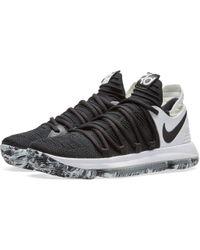 Nike Zoom Kd10 - Black