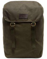 Filson Rugged Twill Ranger Backpack - Green