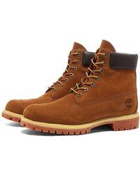 "Timberland 6"" Premium Boot - Brown"