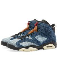 Nike Air Jordan Retro 6 - Blue
