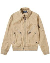 Polo Ralph Lauren - Vintage Us Bomber Jacket - Lyst