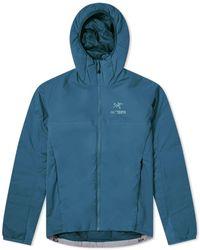 Arc'teryx Arc'teryx Atom Lt Packable Hoody - Blue