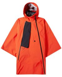Nike Acg Women's 3 In 1 System Poncho - Red