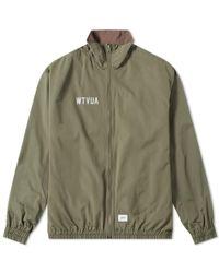 WTAPS - Sleep Over Taffeta Jacket - Lyst