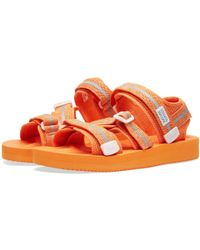 Suicoke Kisee-v2 Knit - Orange