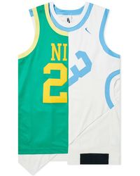 Nike Lab Collection Basketball Jersey - White