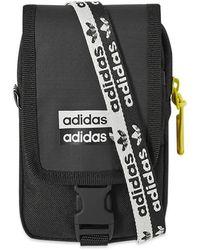 adidas Ryv Map Bag - Black
