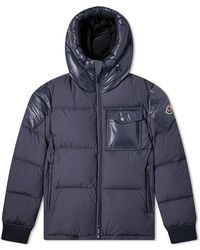 Moncler - Eloy Hooded Down Jacket - Lyst