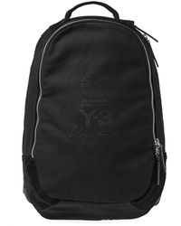 Y-3 - Stacked Brand Backpack - Lyst