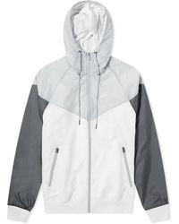 Nike Windrunner Jacket - Gray