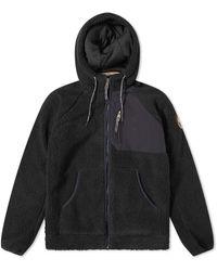 Napapijri - Toe Fleece Zip Jacket - Lyst