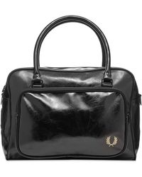 Fred Perry Fred Perry Classic Holdall - Black