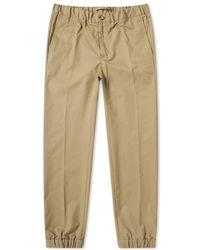 Nanamica - X Slowear Technical Cuffed Trouser - Lyst