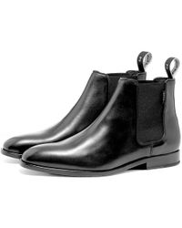 Paul Smith Gerald Chelsea Boot - Black